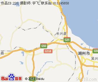 浙江地图浏览