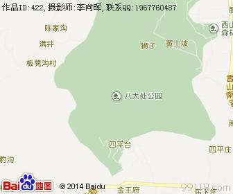 长安至台山市地图
